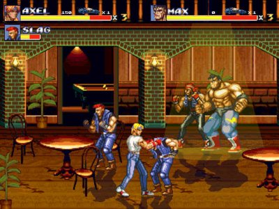 Streets Of Rage Remake V5.0